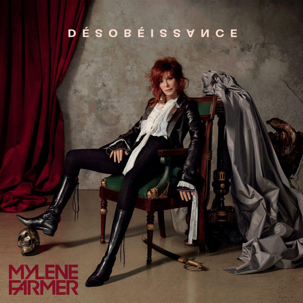 Pochette de l'album « Désobéissance »